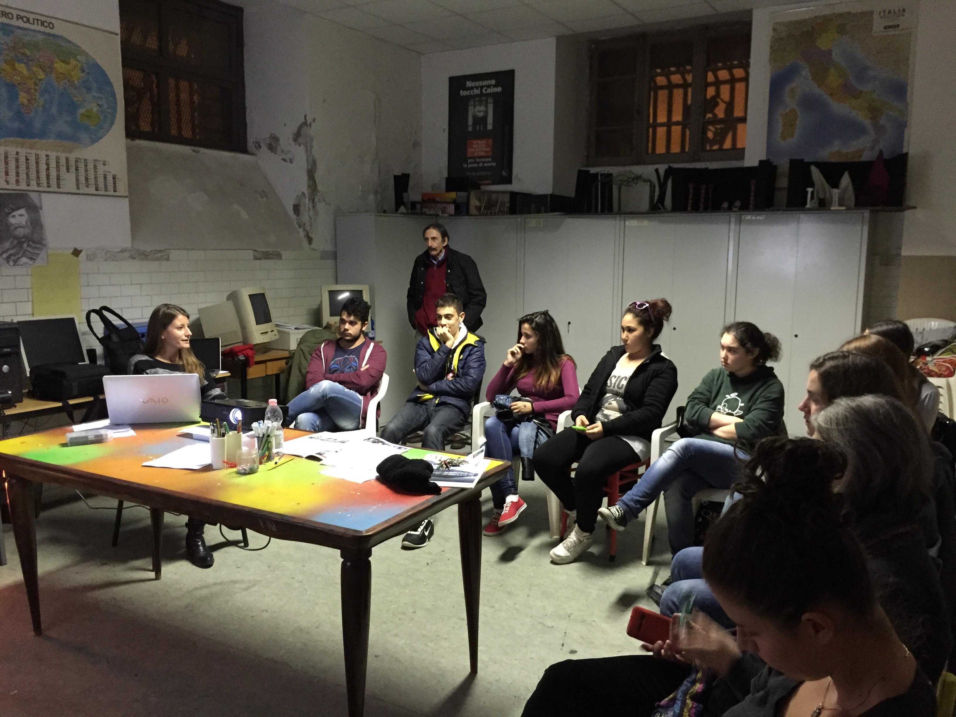 Il laboratorio di comunicazione: raccontare il teatro