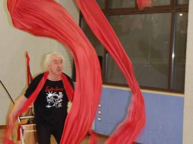 I Doni dell'Arte: dimostrazione-spettacolo a cura di Ivan Tanteri