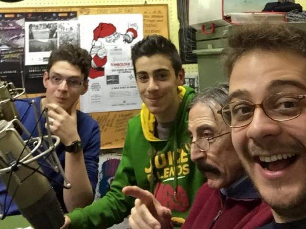 Allarmi Siam Razzisti: l'esperienza di Alessandro a Radio Galileo