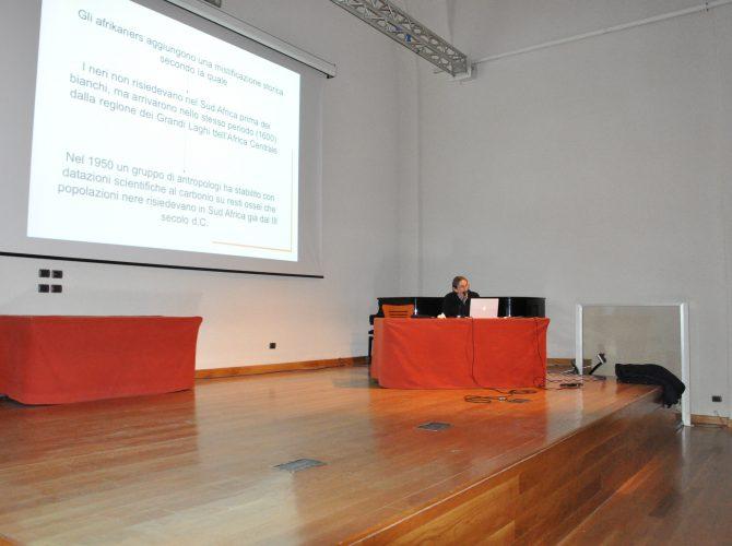 Il Corso sui Diritti Umani tenuto da Marcello Ricci