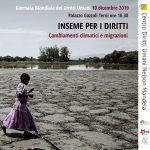 Insieme per i Diritti: Cambiamenti climatici e migrazioni